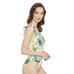 FREE with purchase. George Swimsuit, Size XS